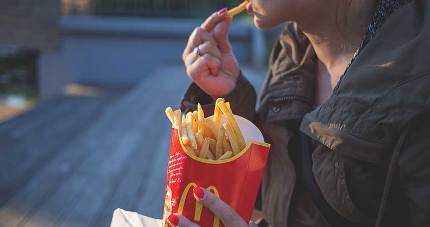fast foods and its impact on our body